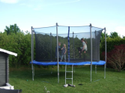 Outdoor Trampoline