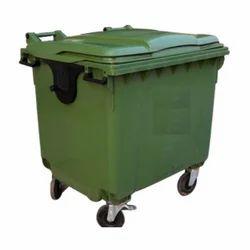 1100 Litre Garbage Bin
