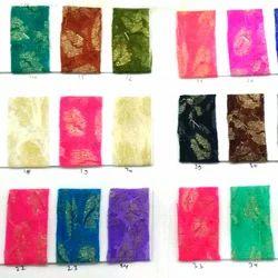 Heavy Rassal Net Jari Fabrics
