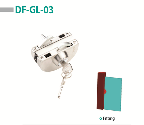 Define Cylinder Df Gl 03 Wall To Lock Sss Pss