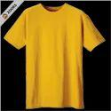 Zooks 12 Colors Pc Sinker Round Neck Blend-cotton T Shirt, Size: S - Xxl, Quantity Per Pack: 1