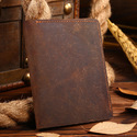 Leather Bifold Mens Wallet