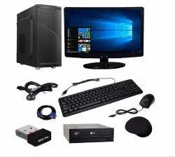 Assembled Desktop Computer, Hard Drive Capacity: 500GB, Screen Size: 17