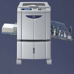 Colored Stainless Steel RISO EZ 571 Multi Function Printing Machine