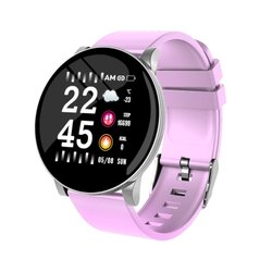 Sporty Fashionable W-8 Smart Fitness Band Watch