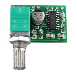 PAM8403 Audio Amplifier Module, -40 To +85 Degree C
