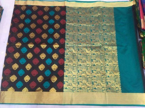 Silk Chanderi Sarees