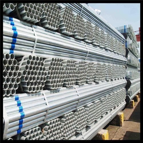 GI Pipe Galvanized Pipes Water Line Pipe, Size: 3 Inch, Rs 30 /feet