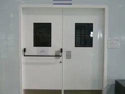 Hospital Lead Door