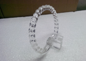 Acrylic Toothbrush and Toothpaste Holder