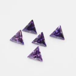 A. N. Gems American Diamond Triangle