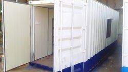 container Office Portable Cabin