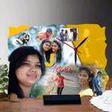 Personalized Desktop Clock - Friends Forever