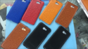 Colored Mobile Covers