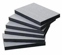 Plastic PVC Shuttering Panels, 100-200 kg/hr