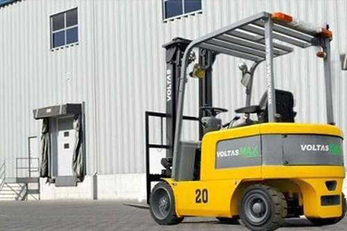 Voltas Forklift - Old