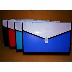 PP Document File Holder