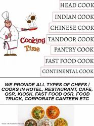 Chef Manpower Services & Staff Supplier