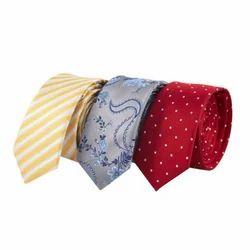 Silk Jacquard Necktie
