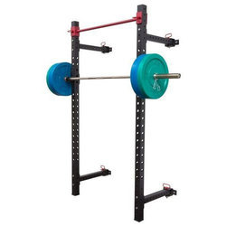 Wall Mounted Power Cage Rack