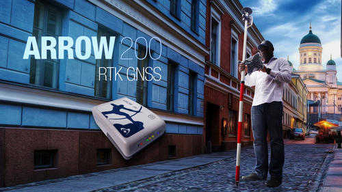 Authorized dealers for EOS positioning systems - Arrow Lite