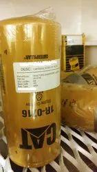 Caterpiller Glass Fiber Caterpillar Oil Filter, For Filter Oil