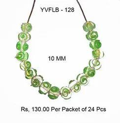 Lampwork Fancy Glass Beads - YVFLB-128