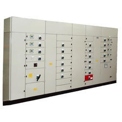 Mild Steel Sheet Three Phase Automatic Electrical Control Panel, IP Rating: IP65