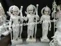 Ram Darbar Marble Statue