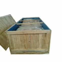 Industrial Wooden Packaging Box, 700 X 400 X 400 Mm, Weight Holding Capacity(Kg): 301-1000 Kg