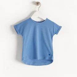 Kids Plain T-Shirt
