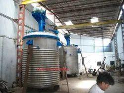 MS/SS  Process Reactor