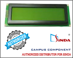 20x2 COB LCD Display