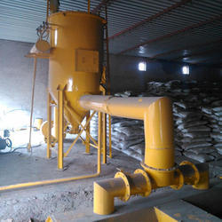 Cement Manufacturing Plant Dust Extraction System