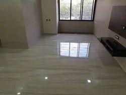 Tile/Marble/Concrete Solid Wood Flooring Tile Works, For Indoor, Area: Bhopal