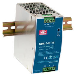 Mean Well NDR and SDR SMPS Power Supply