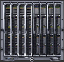 Dell Poweredge M1000e Blade Server