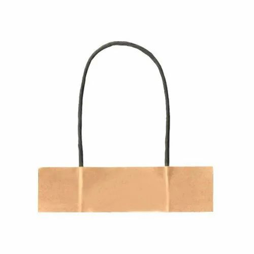 Twisted Paper Bag Handle