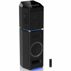 Black Woofer Audio System