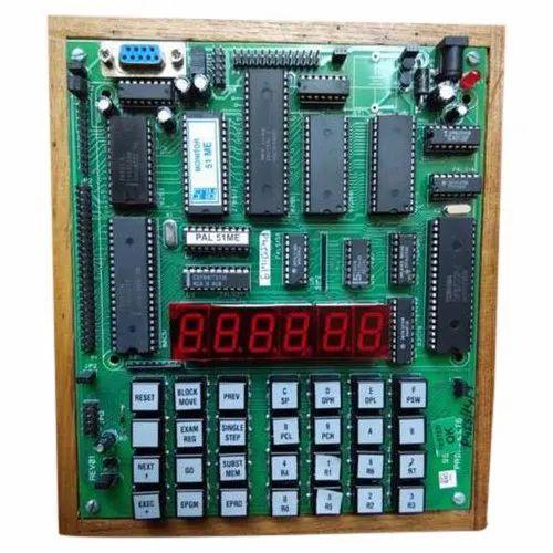 Microcontroller Board - PIC Micro Controller Trainer Kit