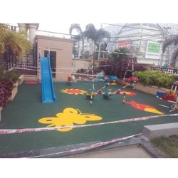 Playground Kids Rides
