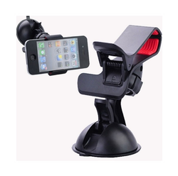 Universal Car Mobile Holder / GPS Holder With Double Clip