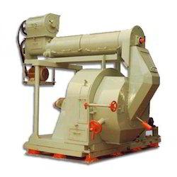 Semi-Automatic Pellet Mill, Capacity: 1 To 10 Ton