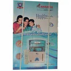 Nasaka RO Water Purifier, Purification Capacity: 9