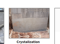 Crystalization Waterproofing