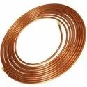 U-tube 4-6 Meters Ac Copper Tubes, Grade: Industrial Grade, For Air Condition