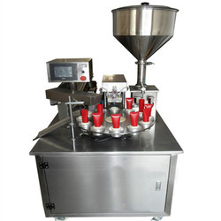 Ap Tube Filling Sealing Machine