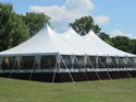 Designer Wedding Tent
