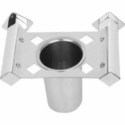 Lories Stainless Steel Toothpaste Holder, For Bathroom Fittings