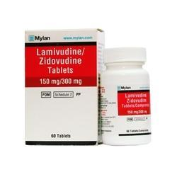 Lamivudine And Zidovudine Pills